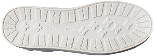 West Nine White Leather Walking Shoe Palyla Off Women's FAwAvd