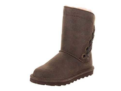 Bearpaw Frauen Natalia Boot Chestnut Distressed