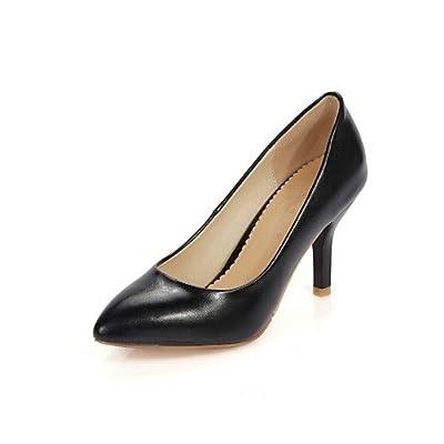 Ggx/femme Chaussures en microfibre Printemps/été/automne talons talons Mariage/bureau & carrière/Party & Soirée/robe/décontracté