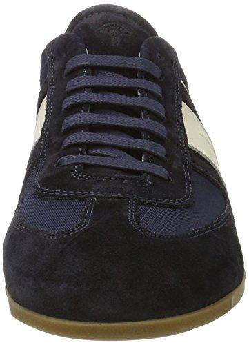 Hernas Les Hommes dark Blue Fonc Herren Baskets Joop Delion Blau Lfu3 bleu Sneaker HqwBfE8xn