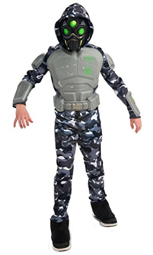 Rubie's Deluxe SWAT Ninja Costume - Medium (8-10)