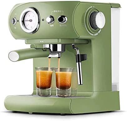 ماكينة القهوة ماكينة قهوة إيطالية شبه أوتوماتيكية 19 بار قهوة كهربائية لتنظيف السبرسو منزلية تنظيف كامل شبه أوتوماتيكي Amazon Ae