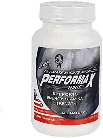 Aloha Medicinals - Performax Forte Ultimate Sports Nutrition - 750mg - 90 Capsules