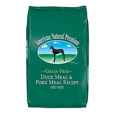 American Natural Premium Dog Food Grain-Free Duck & Pork 4 Lbs