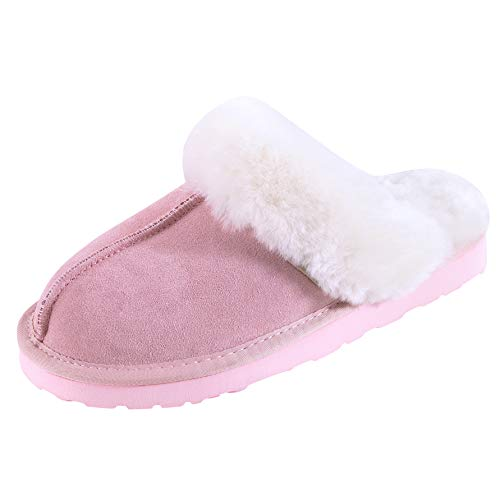 Top 10 best sheepskin slippers size 8: Which is the best one in 2019?