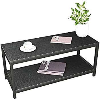Amazon Com Soges Modern End Table 40 Quot Coffee Table Tv