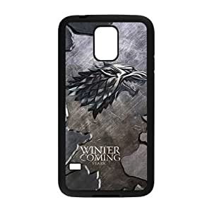 samsung galaxy s5 case (TPU), game of thrones Cell phone case Black for samsung galaxy s5 - FFFG4161743