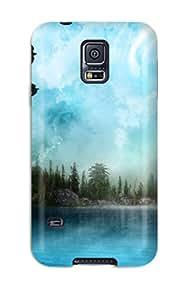 New Style Fashion Protective Art Case Cover For Galaxy S5 A8TR1Q8XLNM8HX6Z