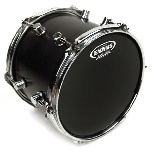 evans-black-hydraulic-drum-head-13-inch