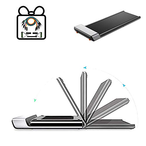Momi Foldable Treadmill Walking Pad Smart Jogging Exercise Fitness Equipment, Free Installation Low Noise Footstep…