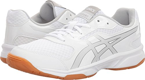 ASICS Women's Gel-Upcourt 2 White/Silver 11 B US