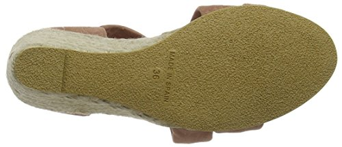 Office Pink Blush Espadrilles Maiden Women's Suede Crw7Cfq