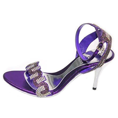 pink pour femme UK red silver Move gold black Walk Sandales Wear amp; qwFxHI8R
