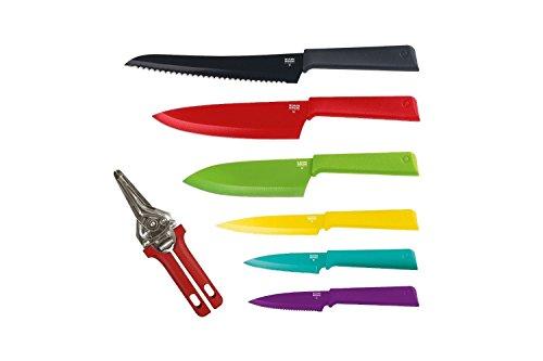 Kuhn Rikon 13 Piece Cutlery Multicolor