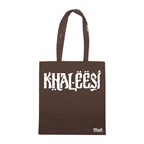 Borsa Khaleesi Game Of Thrones - Marrone - Film by Mush Dress Your Style