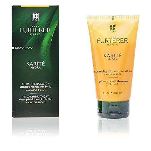 - Rene Furterer KARITE HYDRA Hydrating Shine Shampoo, Dry Hair, Moisturizing,  Shea Oil,  5 oz.