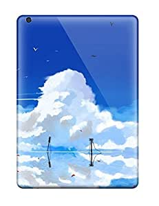 anime artistic Anime Pop Culture Hard Plastic iPad Air cases 4629153K945756499