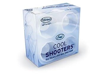 Grigio fred Cool Shooters Vaschetta Ghiaccio Shottini