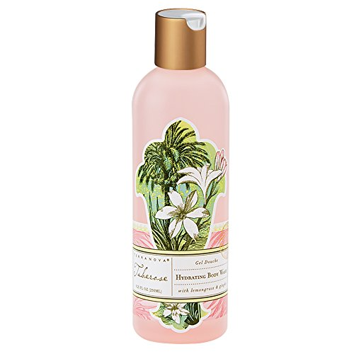 Terranova, Tuberose Hydrating Body Wash, 8.25 (Tuberose Bath Gel)