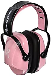 Radians Remington MP-22 Women\'s Youth Earmuff, Pink