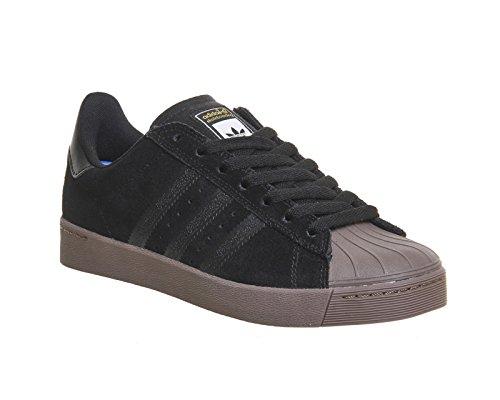 Adidas Superstar Vulc ADV, core black/ftwr white/core black core black/gold metallic/gum5