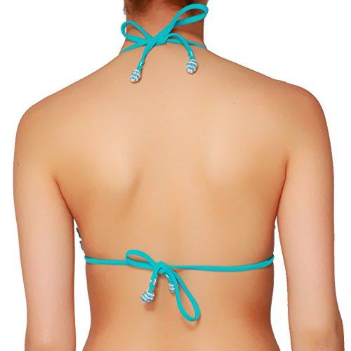 Phax - Top de bikini - para mujer Rosa