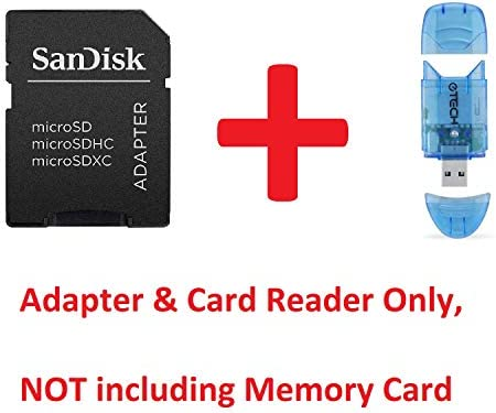 Amazon.com: eTECH Collection - Lector de tarjetas de memoria ...
