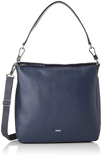 Sacs À 10 b navy X H Femme Bree T 10x31x38 Navy M Cm Dos Collection Lia Backpack Bleu wC0nqxY4R