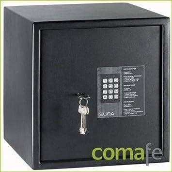 Arregui 31020 Caja fuerte de sobreponer electrónica con llave ...