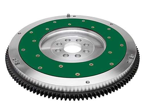 Fidanza Performance 133241 Flywheel-Aluminum PC Sc1 High Performance Lightweight with Replaceable Frictio