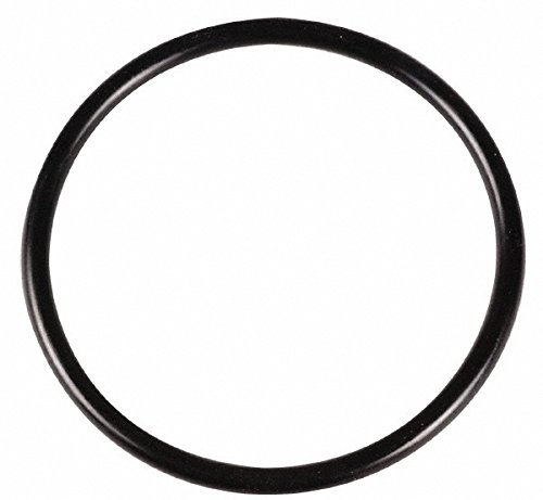 """#280, 14"""" Inside x 14-1/4"""" Outside Diam, Fluorosilicone O-Ring, 1/8"""" Thick, Round Cross Section, 70 Shore A Durometer -  WorkSmart"""