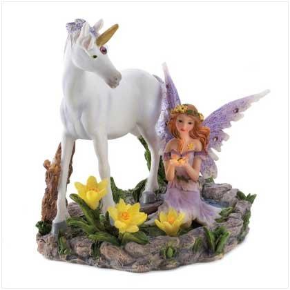 Forest-Magic-Unicorn-Fairy-Figurine-Home-Accent-Decor