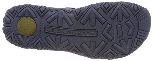 Allrounder by Mephisto Larisa, Sandalias de Gladiador Para Mujer Azul (Sirena)