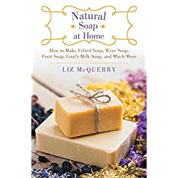Natural Soap at Home: How to Make Felted Soap, Win