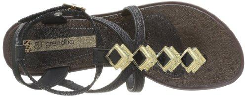 LifeProof Glam Sandal Fem 81402 - Sandalias para mujer, color dorado, talla 37 negro - Schwarz - Noir (22368)