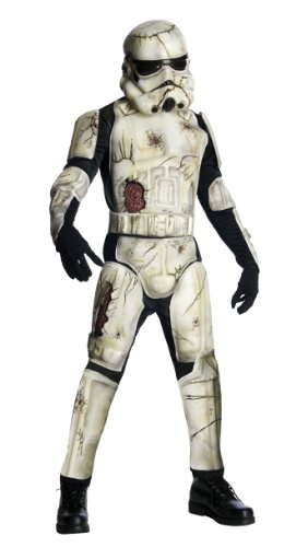 Standard Adult Stormtrooper Costume - 4