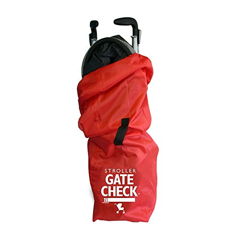 JL Childress Gate Check Bag for Umbrella Strollers, Red by J.L. Childress (Image #7)