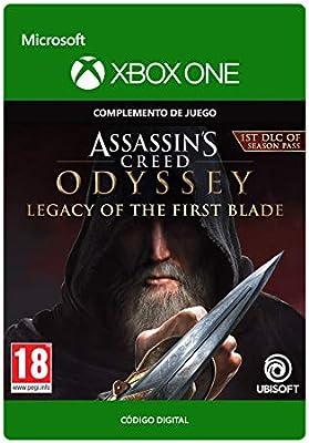 Assassins Creed Odyssey Legacy of the First Blade | Xbox One - Código de descarga: Amazon.es: Videojuegos