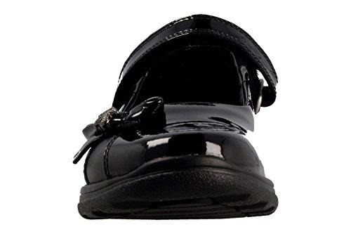 Clarks Schuhe 26.126.628 MARIELWISH JNR Schwarz Schwarz
