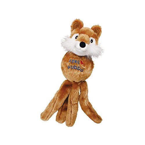 KONG Wubba Friend Dog Toy, Small, Assorted