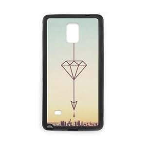 Geometric Samsung Galaxy Note4 Cases Arrow Cases for Samsung Galaxy Note4 Sunny City Cases for Samsung Galaxy Note4
