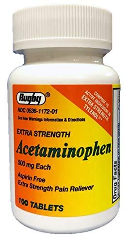 Top Acetaminophen