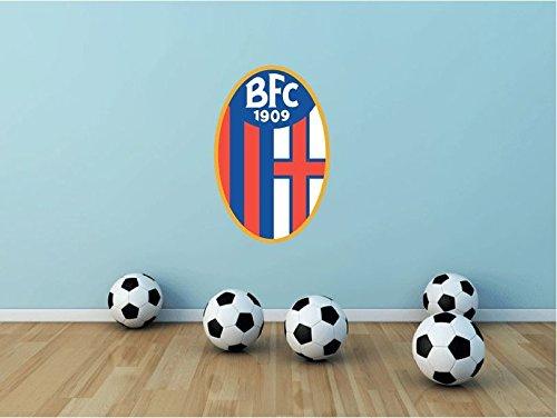 Bologna FC Italy Soccer Football Sport Art Wall Decor Sticker 25'' X 16''