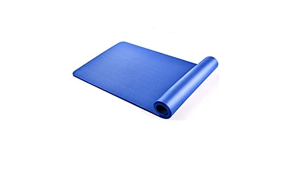 Colchoneta de yoga engrosamiento colchoneta de ejercicios ...