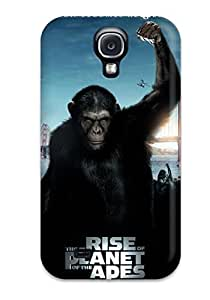 [gzmblEj9683AihdL]premium Phone Case For Galaxy S4/ Dawn Of The Planet Of The Apes Tpu Case Cover