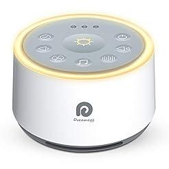 Dreamegg D1 Sound Machine - White Noise ...
