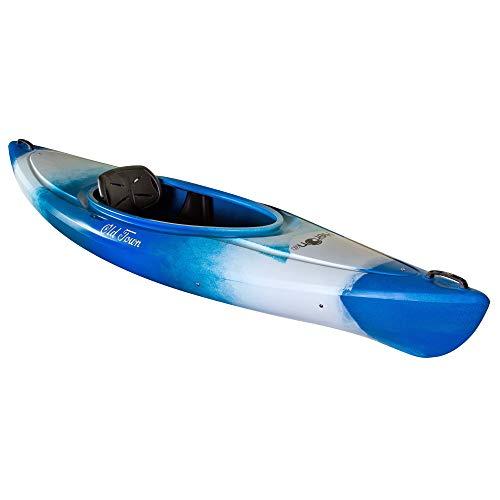 Old Town Heron 9 Recreational Kayak, Cloud, 9 Feet 6 Inches
