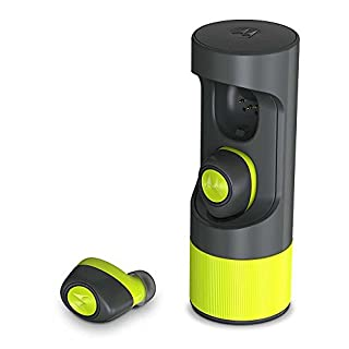 Motorola VerveOnes Plus Music Edition Completely Wireless, Waterproof Stereo Smart Earbuds, Lime (B073G9VL4D) | Amazon price tracker / tracking, Amazon price history charts, Amazon price watches, Amazon price drop alerts