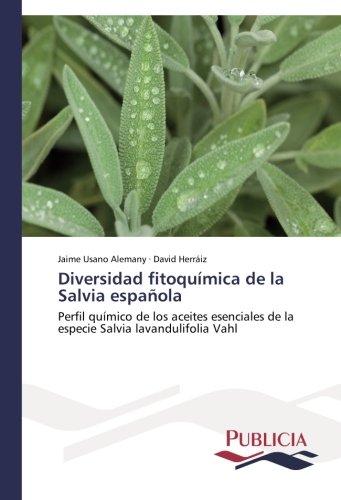 Descargar Libro Diversidad Fitoquímica De La Salvia Española Usano Alemany Jaime