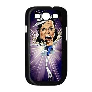 Custom Michael Jackson Back Cover Case for SamSung Galaxy S3 I9300 JNS3-051